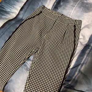 Weekend MaxMara checker pants